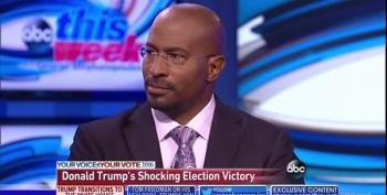 Van Jones Clashes With Mary Matalin: 'You Should Be Ashamed To Say That To My Face'