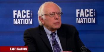 Bernie Sanders: 'Pshaw, I'm Afraid Mr. Gingrich Is Wrong.'