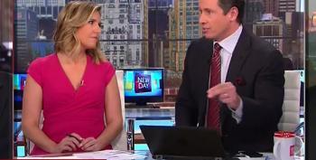 CNN Host: 'Breitbart Is Not A Normal Media Outlet'