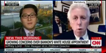 Jeffrey Lord: No Worries! Bannon Is Just Like Limbaugh!