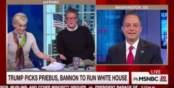 Reince Priebus On Steve Bannon: 'Generous, Hospitable, Wise Person To Work With'