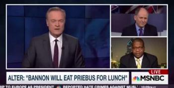 'Steve Bannon Is Going To Eat Reince Priebus For Lunch'