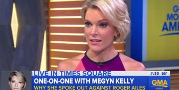Megyn Kelly Tells GMA How Roger Ailes Harassed Her