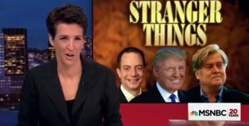 Rachel Maddow Not About To Wear Ivanka Trump Jewelry? Traitor!