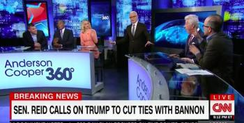 Jeffrey Lord Stuns CNN Panel By Insisting Birther Movement Wasn't Racist
