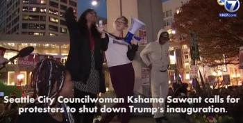 Seattle Councilwoman Gets Threats After Call To Shut Down Trump's Inauguration