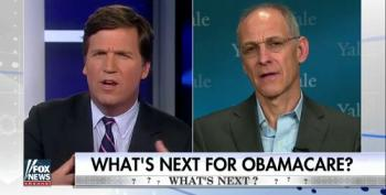 Fox's Tucker Carlson Shamefully Attempts To Bully And Intimidate Obamacare Architect
