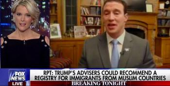 Megyn Kelly To Trump Supporter: 'You're Not Proposing The Days Of Internment Camps, I Hope'