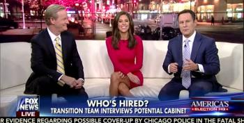 Fox' Steve Doocy Defends Trump's Transition Team Woes By Invoking 'The Apprentice'