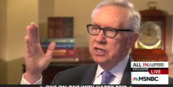 Harry Reid: 'No Question' Comey Threw The Election To Donald Trump