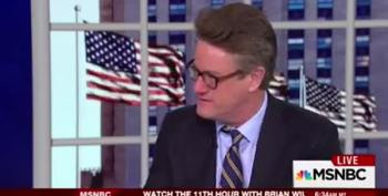 Morning Joe Says Bigot Sessions Will Get Confirmed Because Beltway Takes Care Of Its Own