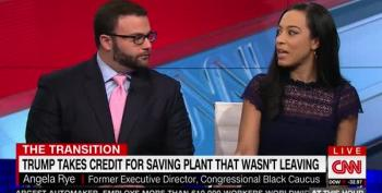 Angela Rye Reminds: We Now Live In A Post-Truth Society