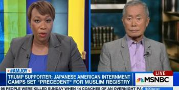 George Takei Challenges Lawmakers To Learn The Lessons From Japanese Internment