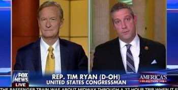 Tim Ryan Takes Campaign For Minority Leader To Fox News