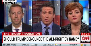 Chris Cuomo: Why Doesn't Trump Denounce Neo Nazis Like He Does Everyone Else