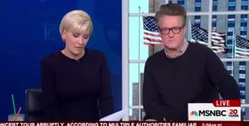 Morning Joe Pats Trump On The Back For Not 'Prosecuting' Clinton?