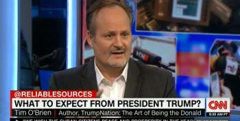 Tim O'Brien: Trump Supporters Wanted Someone Who Would Shake Things Up