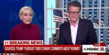 Morning Joe Is Once Again Trump TV