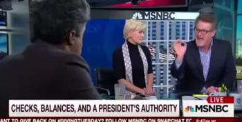 Joe Scarborough Says We're Over-Reacting To Trump Taking Away Citizenship