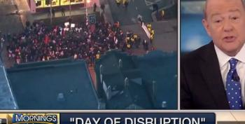 FBN's Stuart Varney Calls Airport Protests  'Sheer Bloody Mindedness' He 'Detests'