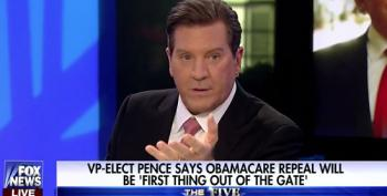 Fox News Host Says 'Emergency Rooms' Will Work Fine Until Obamacare Is Replaced