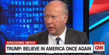 David Gergen Calls Trump A Son Of A Bitch