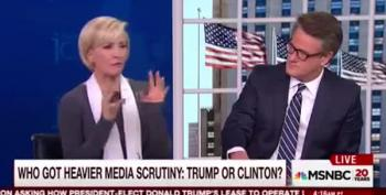 Mika Brezinski Says Biased Media Needs To 'Get Real'?