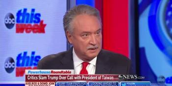 Alex Castellanos Tries To Convince Trump Has Foreign Policy Strategy