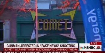 MSNBC Debunks Bogus 'Pizzagate' Lie