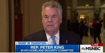 Rep. Peter King Agrees With Intel Community: Russia Hacked Election Process