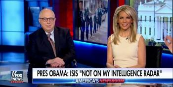 Fox News 'Democrat' Pre-Blames Obama For Any ISIS Attacks On Trump's Watch