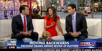 Fox Pundits Dismiss Reports On Russian Interference In Election As Partisan Sour Grapes