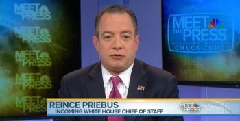 Reince Priebus Defends Exxon CEO Tillerson Pick For Secretary Of State