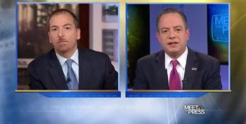 Chuck Todd Hammers Reince Priebus For Refusing To Admit Russians Tried To Influence Presidential Election