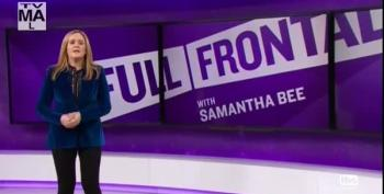 Samantha Bee Takes On Phony 'Identity Politics' Meme