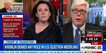 Hugh Hewitt Twists And Deflects Gravity Of Russian Intervention