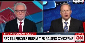 RNC's Sean Spicer: We Need Someone Like Tillerson To Get Things Done In Russia