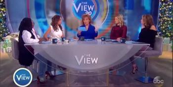 'The View' Notices That Trump Is A Sadistic Bum