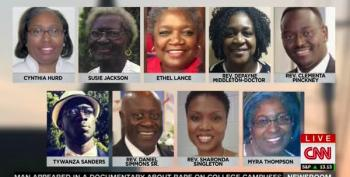 CNN Plays 911 Call Of Church Shooting, Reads Names Of Dylann Roof's Victims