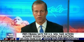 John Thune Touts Rolling Back Overtime Rules As A Way To 'Get Wages Back Up'