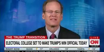Jack Kingston, Trump Adviser, Now Lobbyist In Russia