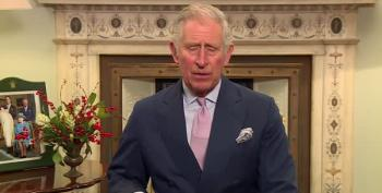Prince Charles Cautions The World Over Rise Of 1930's Populism