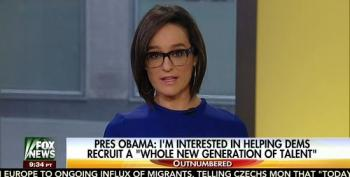 Fox's Kennedy Calls Obama A Communist, Says He Should Follow Bush's Example And Keep Quiet