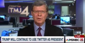 Charlie Sykes: 140 Character Tweets Matches Trump's Intelligence Perfectly