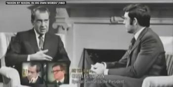 Rick Perlstein:  Is Trump The New Nixon?