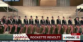 Former Rockette Says Trump Inaugural Is Moral Issue