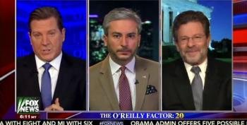 Fox Host Reveals The One Thing Obama Can Do Right