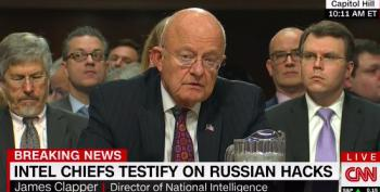 James Clapper Verifies: Russia Responsible For Hacking And Fake News