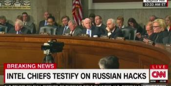 Senator McCaskill Asks About Russia Hacking At (Last) Armed Services Hearing