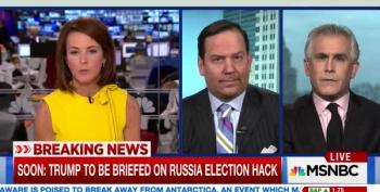 David Corn Pities Steve Cortes For Having To Defend Trump's Lies